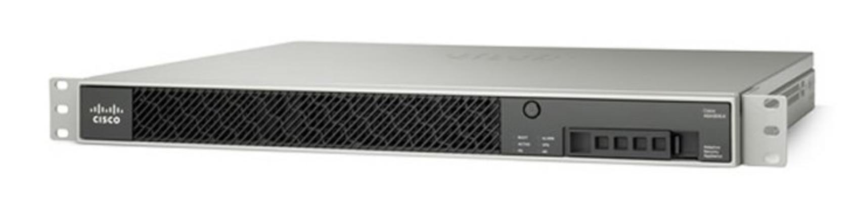 Cisco ASA 5512-X 1U 300Mbit/s hardware firewall