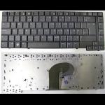 HP 443922-B71 QWERTY Finnish,Swedish Black keyboard