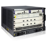 Hewlett Packard Enterprise HSR6804 network equipment chassis