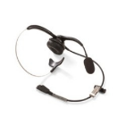 Honeywell LWH330 Head-band Monaural Wired Black mobile headset