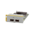 ALLIED TELESIS 2 x 40G QSFP+ module for SBx81XLEM line card