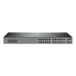 HP OfficeConnect 1920S 24G 2SFP Managed L3 Gigabit Ethernet (10/100/1000) 1U Grey