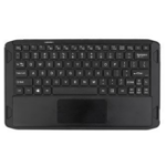 Zebra 420079 teclado para móvil QWERTY Inglés internacional Negro