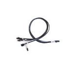 Microsemi Adaptec I-mSASx4-4SATAx1-SB-0.7M R 0.7m 6Gbit/s Black