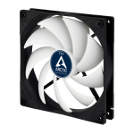 ARCTIC F14 3-Pin fan with standard case