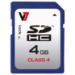 V7 SDHC 4 GB Clase 4