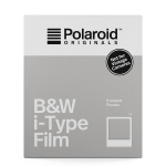 Polaroid B&W i-Type Film instant picture film 88 x 107 mm 8 pc(s)