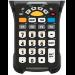 Zebra KYPD-MC9329NMR-01 teclado para móvil Alfanumérico Inglés Negro, Blanco
