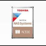"Toshiba N300 NAS 3.5"" 4000 GB Serial ATA III"