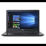 """Acer Aspire E5-575 2.5GHz i7-6500U 15.6"""" 1920 x 1080pixels Black"""