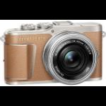 "Olympus PEN E-PL9 + 14-42mm F3.5-5.6 EZ MILC 16.1 MP Live MOS 4608 x 3456 pixels 4/3"" Brown"