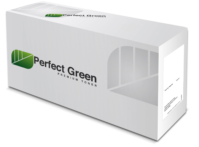 Perfect Green CF401ACOMP Cyan laser toner & cartridge