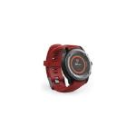 """Ghia GAC-072 1.3"""" GPS (satélite) Negro, Rojo reloj inteligente dir"""