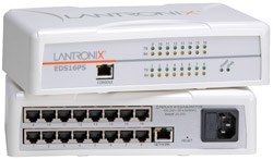 Lantronix EDS8PS serial server RJ-45