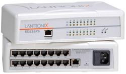 Lantronix EDS8PS serial server RJ-45
