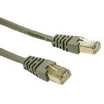 C2G 1m Cat5e Patch Cable 1m Grey networking cable