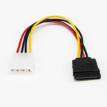 Rocstor Y10C214-B1 SATA cable Black