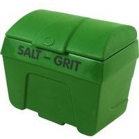 WINTER BIN SALT/GRIT GRN NO HOPPER 200L GRN