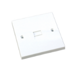 Videk 4122A socket-outlet White