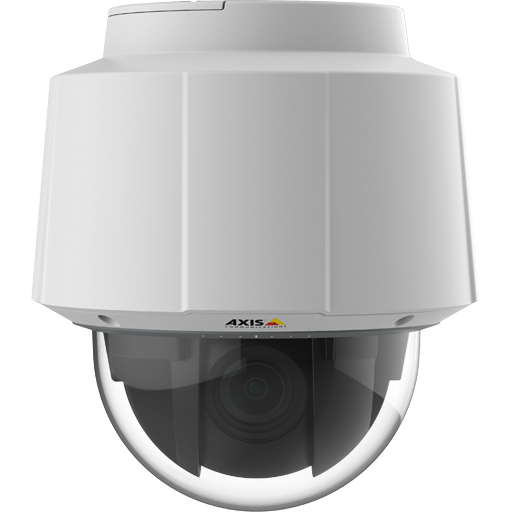 Axis Q6055 50HZ IP security camera Indoor Dome White
