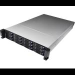 Asrock 2U12L6SC-2TS6 server barebone LGA 2011 (Socket R) 2U