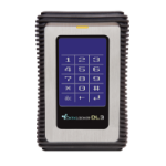 Origin Storage DataLocker 3 500GB RFID data encryption device External