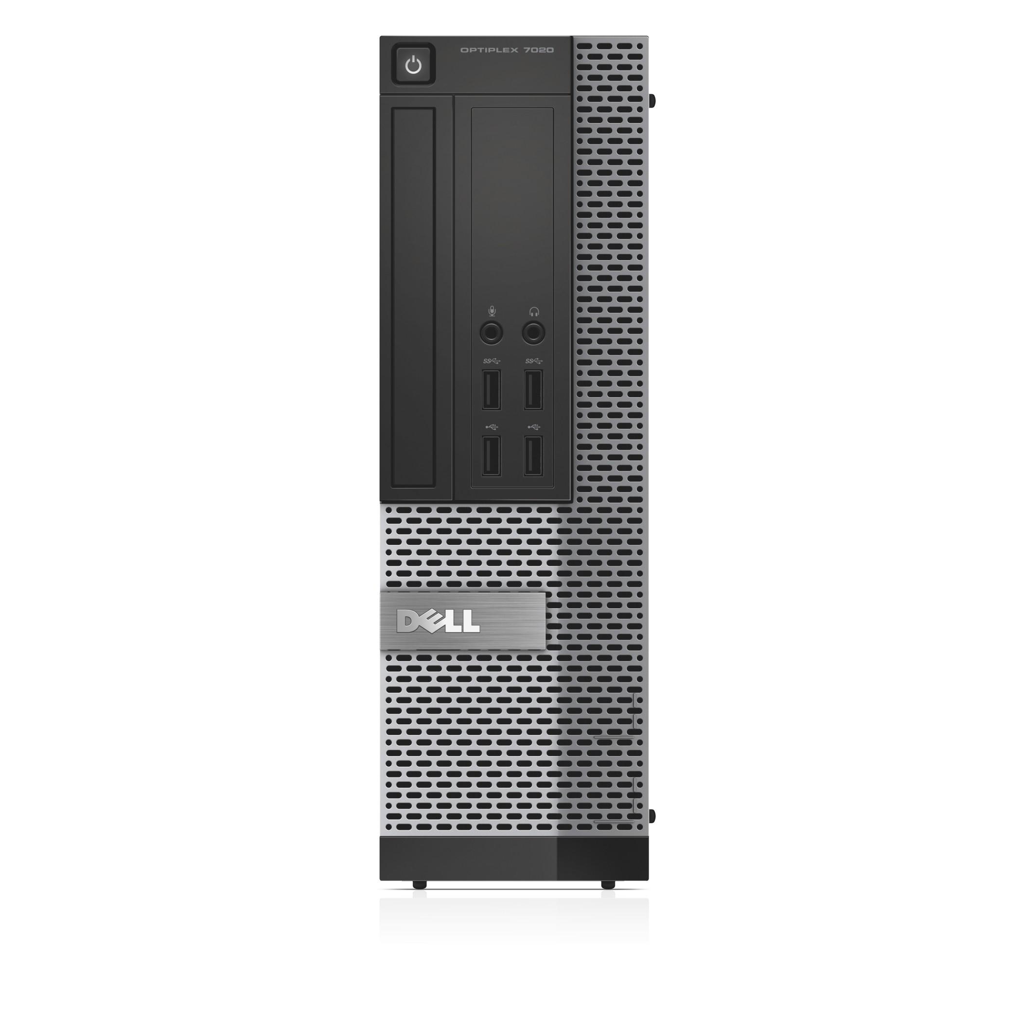DELL OptiPlex 7020 SFF 3.2GHz G3250 SFF Black,Grey