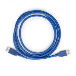"Rocstor Y10C262-BL1 USB cable 72"" (1.83 m) USB 3.2 Gen 1 (3.1 Gen 1) USB A Blue"