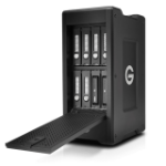 G-Technology G-SPEED XL disk array 80 TB Black