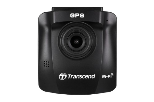 Transcend Drive Pro 230 Full HD Black Wi-Fi