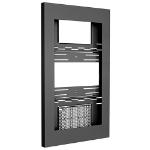 "Chief LW49UBP flat panel wall mount 124.5 cm (49"") Black"