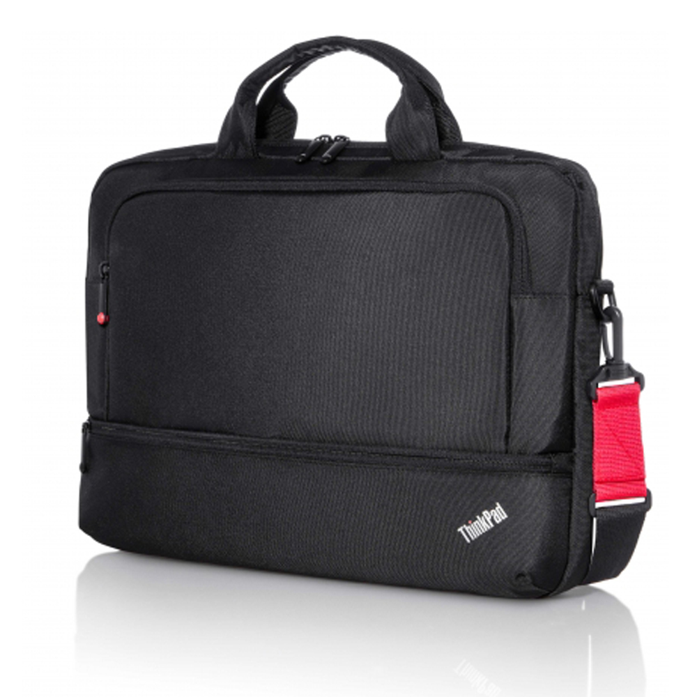 """Lenovo Essential 15.6"""" Briefcase Black"""