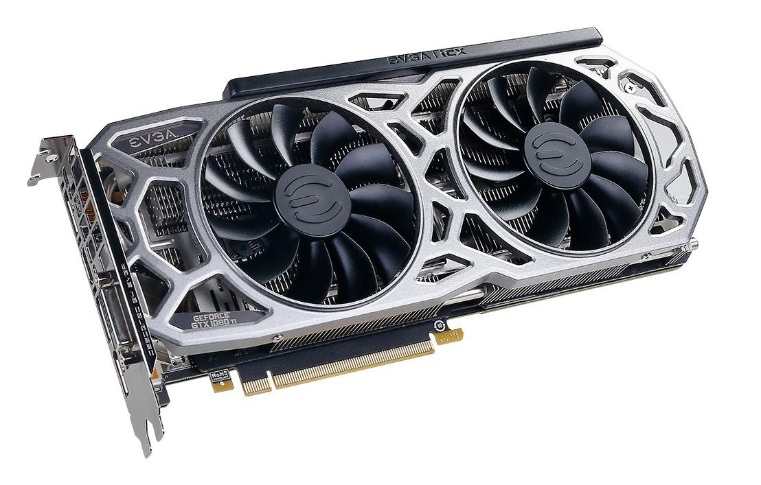 EVGA GeForce GTX 1080 Ti SC2 GAMING GeForce GTX 1080 Ti 11GB GDDR5X