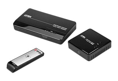 Hdmi Extender Wireless Hdmi Extender 30m Full Hd 1080p On 2 Screens