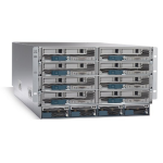 UCS 5108 Blade Server AC2 Chassis w/FI 6324 , No Blades