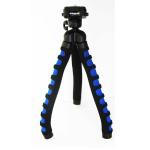 Polaroid PLTRIGMBL digital/film cameras Black,Blue tripod