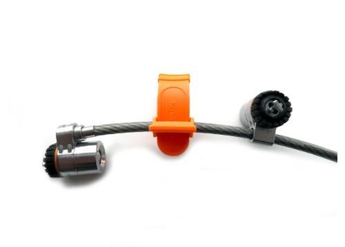 Kensington MicroSaver® Twin Laptop Lock - Keyed Different