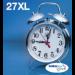 Epson Alarm clock Multipack 3-clr 27XL DURABrite Ultra Ink EasyMail