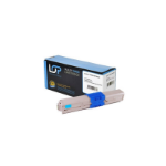 Click, Save & Print Remanufactured Toshiba T-FC26SC6K Cyan Toner Cartridge