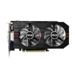 ASUS GTX750TI-OC-2GD5 GeForce GTX 750 Ti 2GB GDDR5