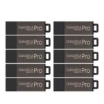 Centon DataStick Pro USB flash drive 2 GB USB Type-A 2.0 Grey