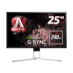 "AOC Gaming AG251FG pantalla para PC 62,2 cm (24.5"") 1920 x 1080 Pixeles Full HD LED Negro, Rojo"
