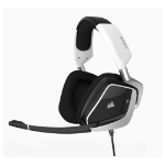 Corsair VOID PRO WHITE RGB USB wired Premium Gaming Headset with Dolby® Headphone 7.1 AUDIO (LS) > SPCA-VOID