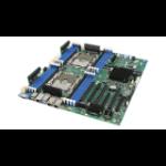 Intel S2600STQ server/workstation motherboard Socket P Intel® C628 SSI EEB