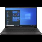 "HP Essential 250 G8 DDR4-SDRAM Notebook 15.6"" 1366 x 768 pixels 10th gen Intel® Core™ i3 8 GB 256 GB SSD Wi-Fi 5 (802.11ac) Windows 10 Home Silver"