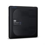 Western Digital My Passport Wireless Pro Wi-Fi 2000GB Black external hard drive