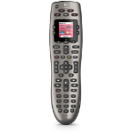Logitech Harmony 650 remote control IR Wireless Grey Press buttons