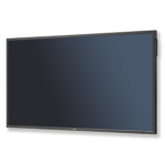 "NEC MultiSync E905 2.29 m (90"") LED Full HD Touchscreen Digital signage flat panel Black"