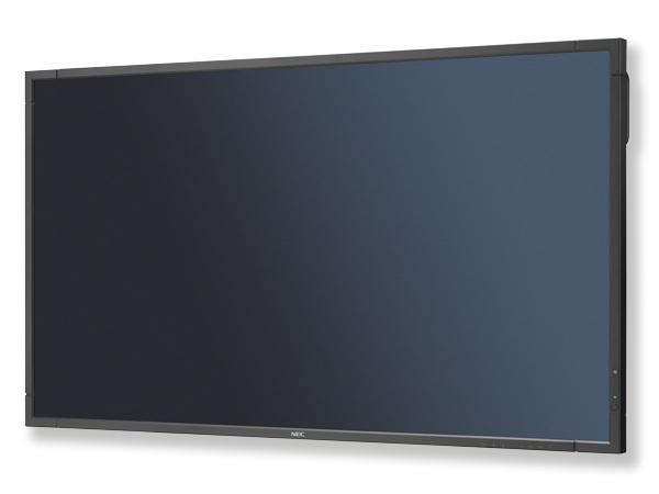 "NEC MultiSync E905 Digital signage flat panel 90"" LED Full HD Black"
