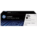 HP CB435AD (35A) Toner black, 1.5K pages, Pack qty 2
